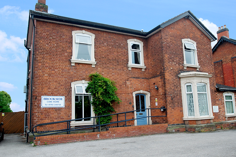 Brookside Care Home Stafford